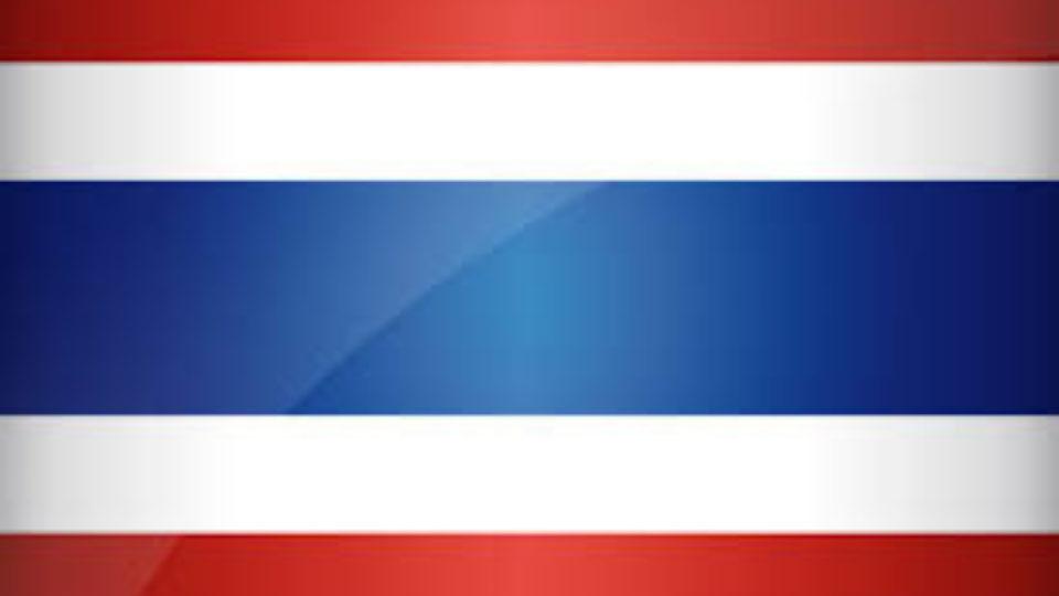 Thai flage